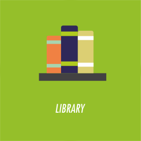 icon for traci library