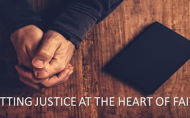 Putting Justice at the Heart of Faith: Reflecting on Ecumenism from an Asian Perspective