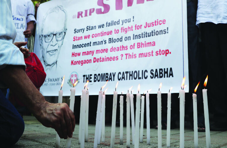 Did We Fail Fr. Stan Swamy: Carrying His Legacy Forward